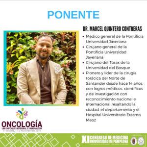 XI CONGRESO DE MEDICINA UNIVERSIDAD DE PAMPLONA: ONCOLOGÍA