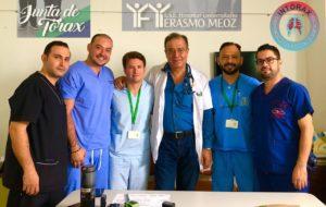 JUNTA DE TÓRAX , ESPECIALIZADA Y SUPRAESPECIALIZADA. HOSPITAL UNIVERSITARIO ERASMO MEOZ, Cúcuta- Colombia.