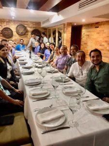 """EL GRUPO MÉDICO DE INTÃ""""RAX ASISTIÃ"""" A """"Curso de Imágenes Oncológicas e Inmunoterapia – Cúcuta (30 de Octubre 2019), en el auditorio Clinica Norte."""