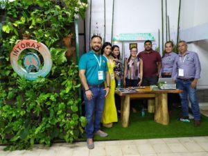 INTORAX presente en la EXPO SALUD BIENESTAR Y BELLEZA 2019 oganizado por la Cámara de Comercio de Cúcuta, el 21,22 y 23 de noviembre en la Biblioteca Julio Pérez Ferrero.Con el STAND MEDIO AMBIENTE Y SALUD.