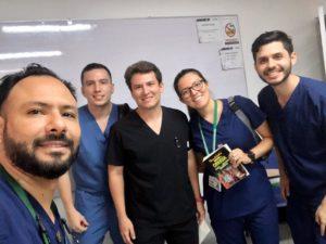 Reunión de semillero de investigación línea CIRUG�A DEL TÓRAX HUEM ! 29 de Noviembre de 2019