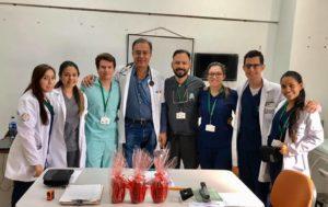 CUMPLIMOS!!!! JUNTA DE TÓRAX 2019, HOSPITAL UNIVERSITARIO ERASMO MEOZ, CÚCUTA COLOMBIA!