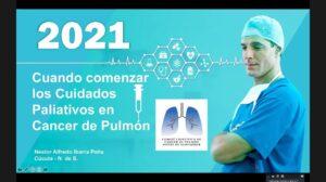 """""""CUIDADOS PALIATIVOS EN CÁNCER DE PULMÓN"""" COMITÉ DEPARTAMENTAL DE CÁNCER PULMONAR, NORTE DE SANTANDER COLOMBIA. TEMPORADA 3 EPISODIO 2: T3E2  2021 @intorax.cucuta"""